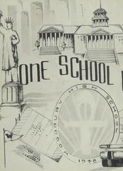 Page 10, 1948 Edition, Woodbury High School - Sun Dial Yearbook (Woodbury, NJ) online yearbook collection