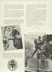 Page 13, 1948 Edition, Woodbury High School - Sun Dial Yearbook (Woodbury, NJ) online yearbook collection