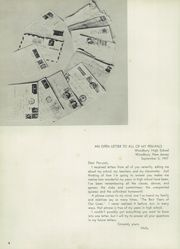 Page 8, 1948 Edition, Woodbury High School - Sun Dial Yearbook (Woodbury, NJ) online yearbook collection
