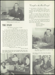 Page 15, 1952 Edition, Woodbury High School - Sun Dial Yearbook (Woodbury, NJ) online yearbook collection