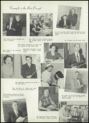 Page 16, 1952 Edition, Woodbury High School - Sun Dial Yearbook (Woodbury, NJ) online yearbook collection
