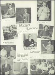 Page 17, 1952 Edition, Woodbury High School - Sun Dial Yearbook (Woodbury, NJ) online yearbook collection