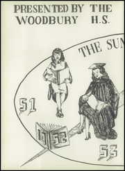 Page 6, 1952 Edition, Woodbury High School - Sun Dial Yearbook (Woodbury, NJ) online yearbook collection