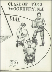 Page 7, 1952 Edition, Woodbury High School - Sun Dial Yearbook (Woodbury, NJ) online yearbook collection