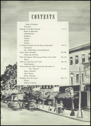 Page 9, 1952 Edition, Woodbury High School - Sun Dial Yearbook (Woodbury, NJ) online yearbook collection