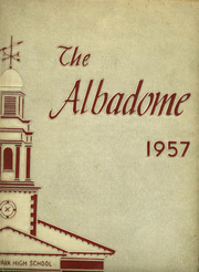 Page 1, 1957 Edition, Highland Park High School - Albadome Yearbook (Highland Park, NJ) online yearbook collection