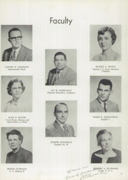 Page 11, 1957 Edition, Highland Park High School - Albadome Yearbook (Highland Park, NJ) online yearbook collection