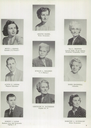 Page 13, 1957 Edition, Highland Park High School - Albadome Yearbook (Highland Park, NJ) online yearbook collection