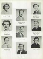 Page 14, 1957 Edition, Highland Park High School - Albadome Yearbook (Highland Park, NJ) online yearbook collection