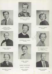 Page 15, 1957 Edition, Highland Park High School - Albadome Yearbook (Highland Park, NJ) online yearbook collection
