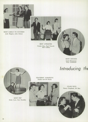 Page 16, 1957 Edition, Highland Park High School - Albadome Yearbook (Highland Park, NJ) online yearbook collection