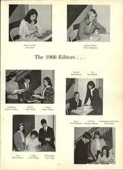 Page 5, 1966 Edition, Highland Park High School - Albadome Yearbook (Highland Park, NJ) online yearbook collection