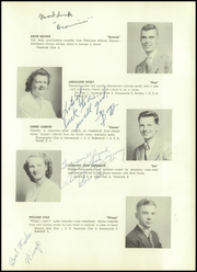Page 17, 1948 Edition, Woodstown High School - Wood Chips Yearbook (Woodstown, NJ) online yearbook collection
