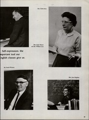 Page 33, 1967 Edition, Woodstown High School - Wood Chips Yearbook (Woodstown, NJ) online yearbook collection