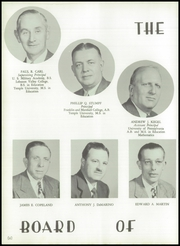 Page 10, 1950 Edition, Paulsboro High School - Pegasus Yearbook (Paulsboro, NJ) online yearbook collection