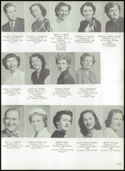 Page 15, 1950 Edition, Paulsboro High School - Pegasus Yearbook (Paulsboro, NJ) online yearbook collection