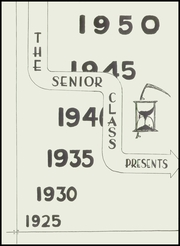 Page 5, 1950 Edition, Paulsboro High School - Pegasus Yearbook (Paulsboro, NJ) online yearbook collection