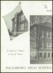 Page 6, 1950 Edition, Paulsboro High School - Pegasus Yearbook (Paulsboro, NJ) online yearbook collection