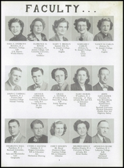Page 13, 1951 Edition, Paulsboro High School - Pegasus Yearbook (Paulsboro, NJ) online yearbook collection