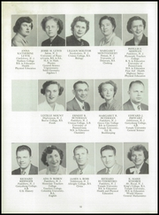 Page 14, 1951 Edition, Paulsboro High School - Pegasus Yearbook (Paulsboro, NJ) online yearbook collection
