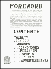 Page 8, 1951 Edition, Paulsboro High School - Pegasus Yearbook (Paulsboro, NJ) online yearbook collection