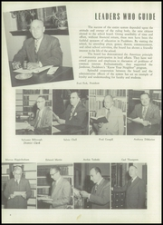 Page 10, 1952 Edition, Paulsboro High School - Pegasus Yearbook (Paulsboro, NJ) online yearbook collection