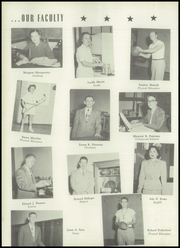 Page 14, 1952 Edition, Paulsboro High School - Pegasus Yearbook (Paulsboro, NJ) online yearbook collection