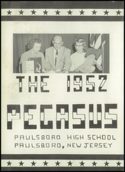 Page 6, 1952 Edition, Paulsboro High School - Pegasus Yearbook (Paulsboro, NJ) online yearbook collection