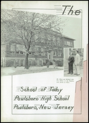 Page 6, 1954 Edition, Paulsboro High School - Pegasus Yearbook (Paulsboro, NJ) online yearbook collection