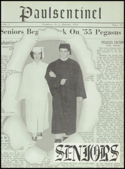 Page 17, 1955 Edition, Paulsboro High School - Pegasus Yearbook (Paulsboro, NJ) online yearbook collection
