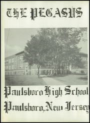 Page 6, 1955 Edition, Paulsboro High School - Pegasus Yearbook (Paulsboro, NJ) online yearbook collection