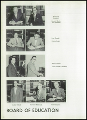 Page 10, 1956 Edition, Paulsboro High School - Pegasus Yearbook (Paulsboro, NJ) online yearbook collection