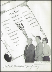 Page 7, 1956 Edition, Paulsboro High School - Pegasus Yearbook (Paulsboro, NJ) online yearbook collection