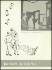Page 7, 1957 Edition, Paulsboro High School - Pegasus Yearbook (Paulsboro, NJ) online yearbook collection