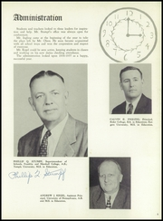 Page 9, 1957 Edition, Paulsboro High School - Pegasus Yearbook (Paulsboro, NJ) online yearbook collection