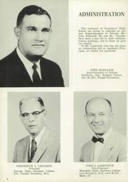 Page 10, 1960 Edition, Paulsboro High School - Pegasus Yearbook (Paulsboro, NJ) online yearbook collection