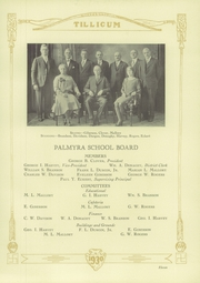Page 15, 1930 Edition, Palmyra High School - Tillicum Yearbook (Palmyra, NJ) online yearbook collection