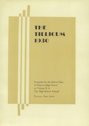Page 7, 1930 Edition, Palmyra High School - Tillicum Yearbook (Palmyra, NJ) online yearbook collection