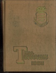 1963 Edition, Palmyra High School - Tillicum Yearbook (Palmyra, NJ)