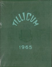1965 Edition, Palmyra High School - Tillicum Yearbook (Palmyra, NJ)