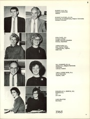 Page 21, 1965 Edition, Palmyra High School - Tillicum Yearbook (Palmyra, NJ) online yearbook collection