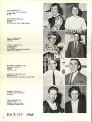 Page 22, 1965 Edition, Palmyra High School - Tillicum Yearbook (Palmyra, NJ) online yearbook collection