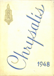 1948 Edition, North Arlington High School - Chrysalis Yearbook (North Arlington, NJ)