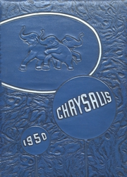 Page 1, 1950 Edition, North Arlington High School - Chrysalis Yearbook (North Arlington, NJ) online yearbook collection