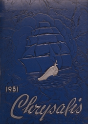 1951 Edition, North Arlington High School - Chrysalis Yearbook (North Arlington, NJ)