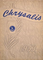 1953 Edition, North Arlington High School - Chrysalis Yearbook (North Arlington, NJ)