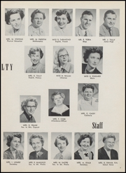 Page 11, 1954 Edition, North Arlington High School - Chrysalis Yearbook (North Arlington, NJ) online yearbook collection
