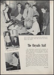 Page 12, 1954 Edition, North Arlington High School - Chrysalis Yearbook (North Arlington, NJ) online yearbook collection