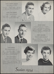 Page 14, 1954 Edition, North Arlington High School - Chrysalis Yearbook (North Arlington, NJ) online yearbook collection