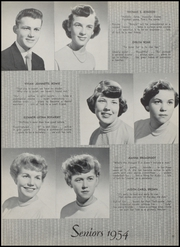 Page 15, 1954 Edition, North Arlington High School - Chrysalis Yearbook (North Arlington, NJ) online yearbook collection